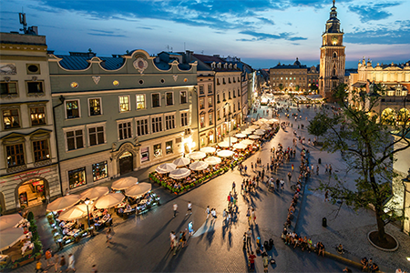 Compare Poland Visa Travel Insurance
